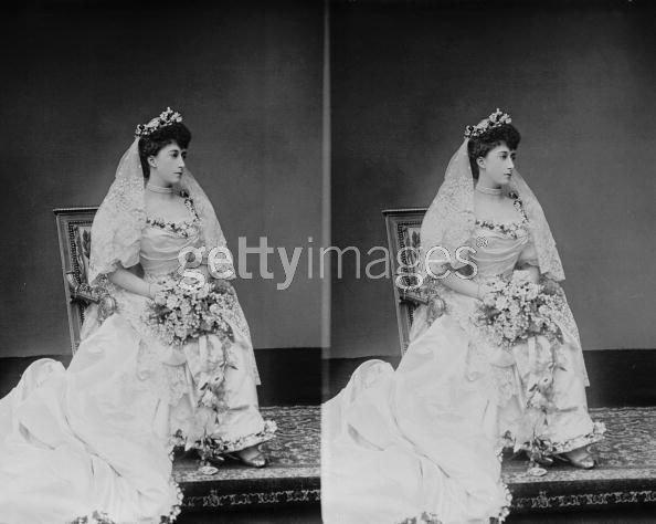 History Wedding Dress - Princess Maud