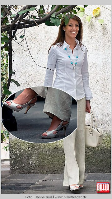 Princess Marie of Denmark - Accesssoires _ Suite