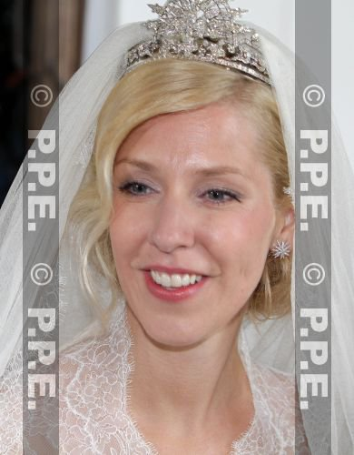 Royal Wedding Dress 2012 _  Wedding of Princess Felipa of Bayern