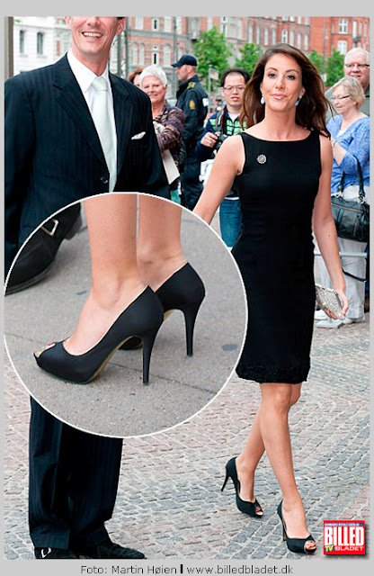 Princess Marie of Denmark - Accesssoires _ Suite