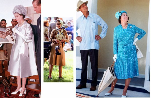Queen Elizabeth II: A Diamond Jubilee of Style