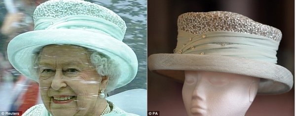 Queen Elizabeth II: A Diamond Jubilee of Style _ Suite