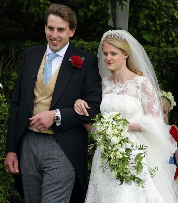 Royal Wedding Dress 2012 _ Lady Emily McCorquodale