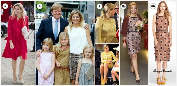 The Style Dress - Princess Maxima of the Netherlands _ SUITE