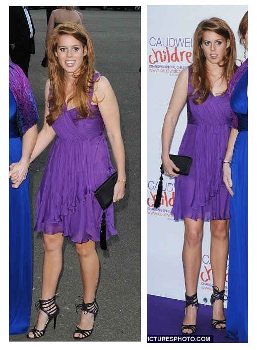 The Style Dress - Princess Beatrice of England _ Suite