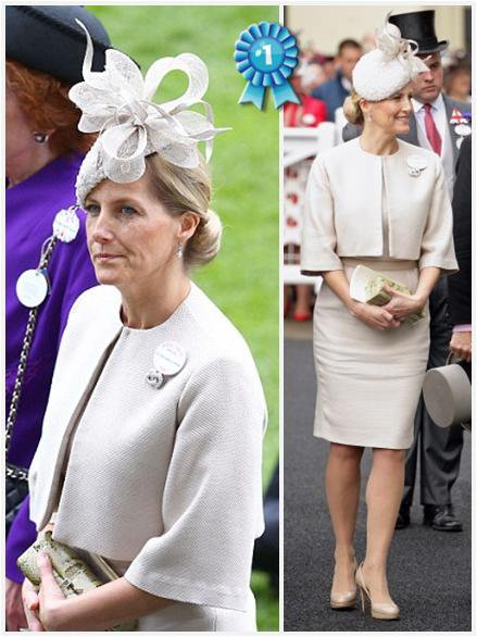 The Style Dress - Princess Sophie , Countess of Wessex _ Suite