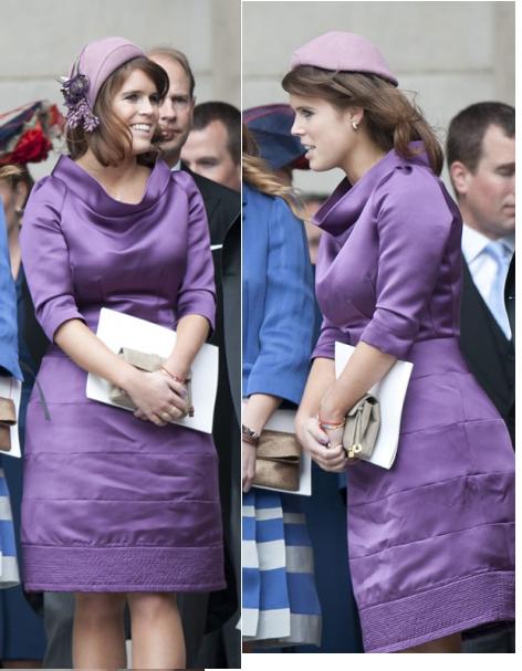 The Style Dress - Princess Eugénie of England _ Suite