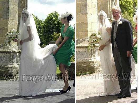 The Wedding Dress - Rose Astor