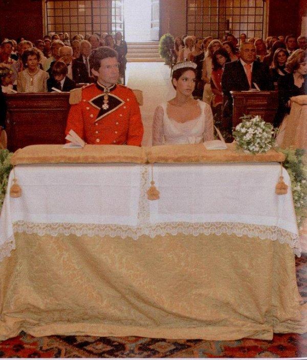 The Wedding Dress - Sara Maya Al-Askari _  Archduchess of Austria