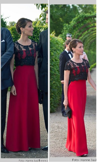 The Style Dress - Princess Marie of Denmark _ SUITE