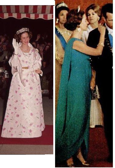 The Style Dress - Fabiola of Belguim