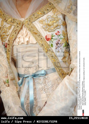 The Wedding Dress - Philomena of Tornos and Steinhart _ Princess of Orléans / Suite