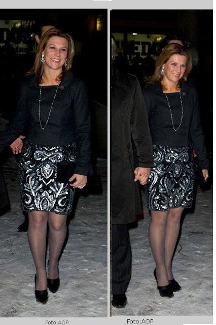 The Style Dress - Princess Martha Louise of Norway _ Suite