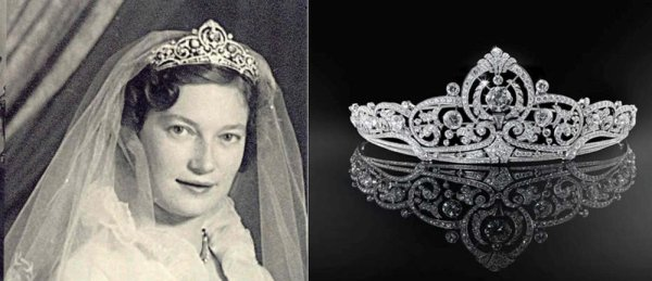Royal Wedding Tiara _ Suite