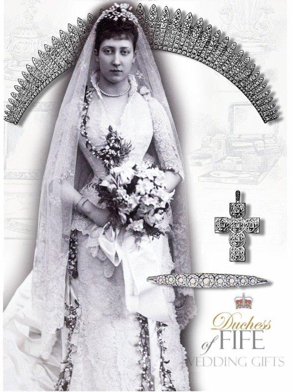 Royal Wedding Tiara _ Suite