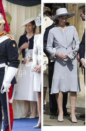 The Style Dress - Lady Sarah Chatto