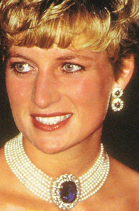 15e anniversaire de la mort de Diana, princesse de Galles. _