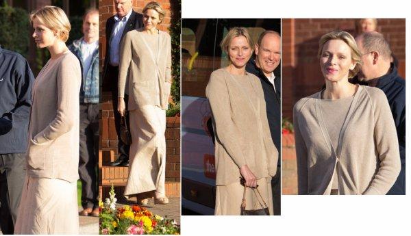 The Style Dress - Princess Charlene of Monaco _ Suite