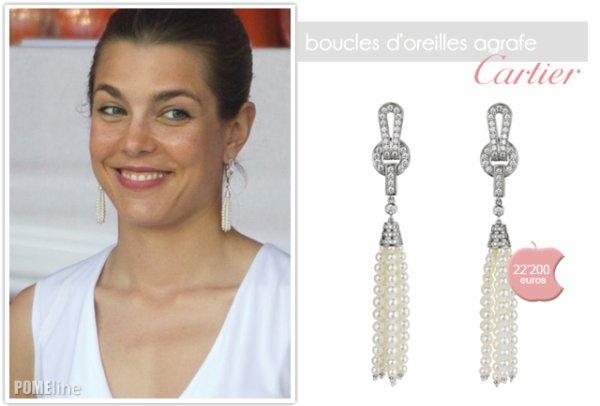 Charlotte of Monaco - Accesssoires _ Suite