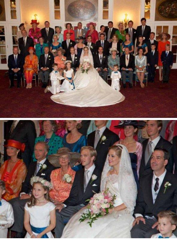 Royal Wedding Dress 2012 _ Kathleen Walker  - Suite