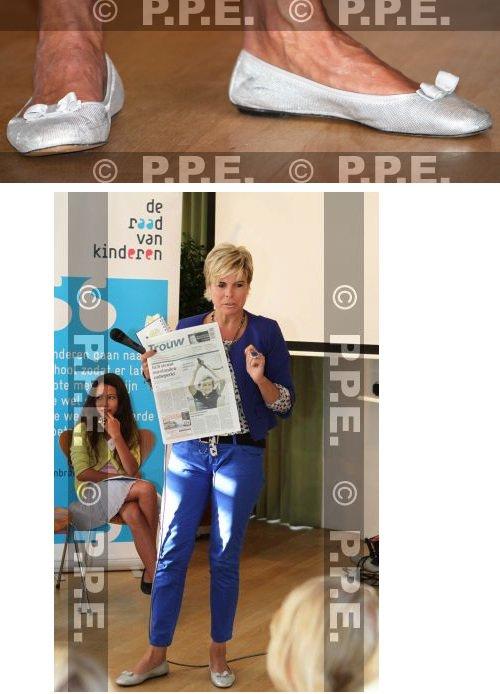 Princess Laurentien of the Netherlands - Accessoires _ Suite