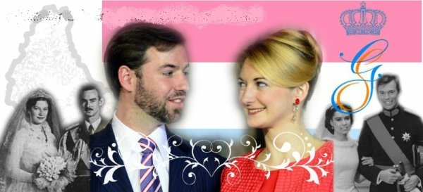 Royal Dress : The Pre-Wedding Gala  Luxembourg