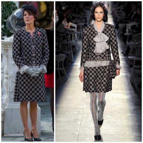 The Style Dress - Princess Caroline of Monaco _  Suite