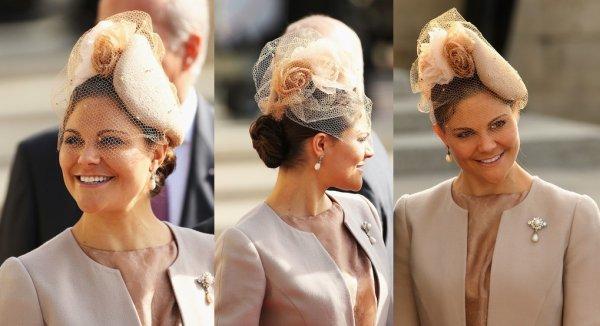 Crown Princess Victoria of Sweden - Accessoire _ Suite