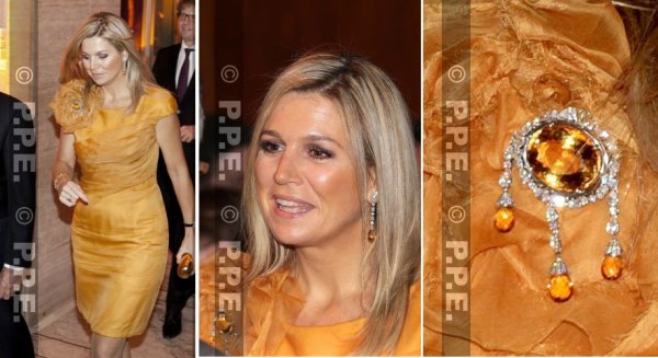 Princess Maxima of the Netherlands - Asseccoires _ Suite
