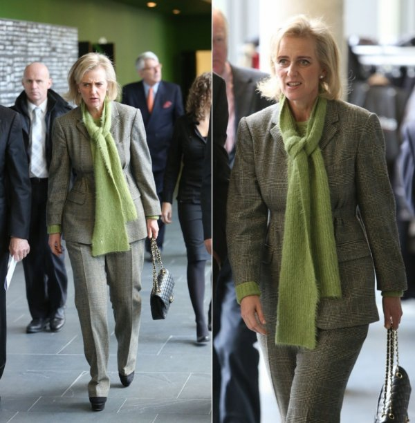 The Style Dress - Princess Astrid of Belgium _ SUITE