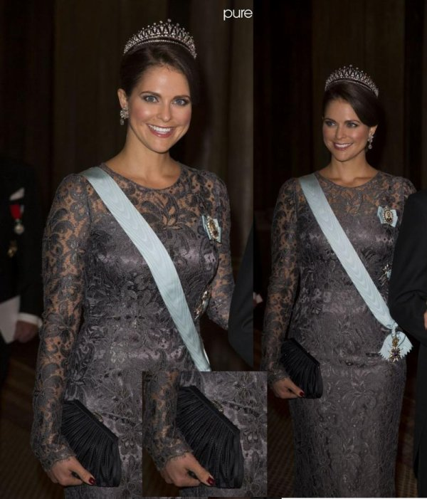 Princess Madeleine of Sweden -  Accessoires _ Suite