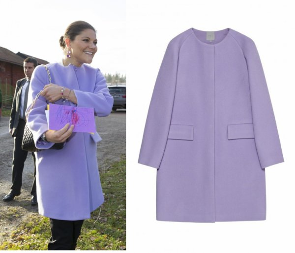 The Style Dress - Crown Princess Victoria of Sweden _ Suite