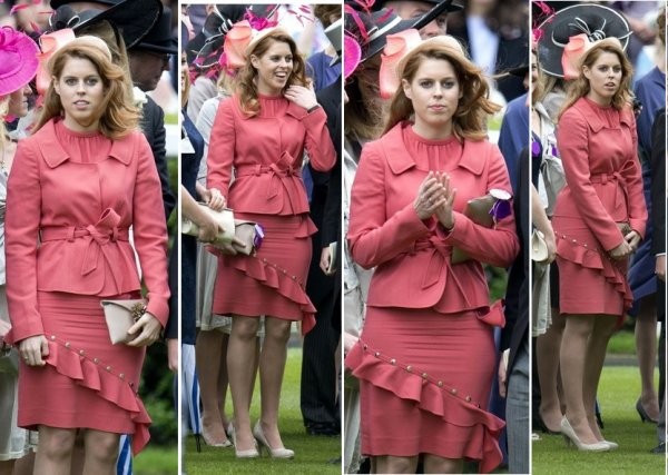 The Style Dress - Princess Béatrice of York  _ Suite