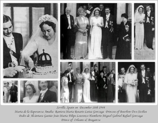 History Wedding Dress of Royal - Suite
