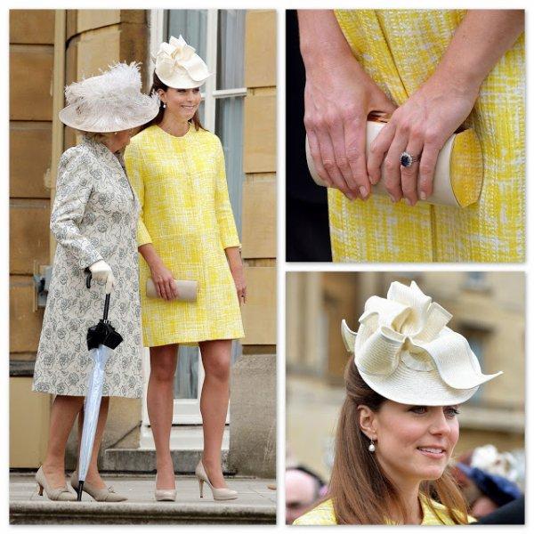 Catherine Duchess of Cambridge - Accessoires _ Suite