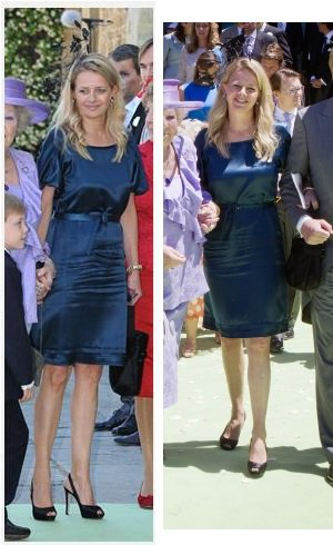 The Style Dress - Princess Mabel of the Netherlands _ SUITE