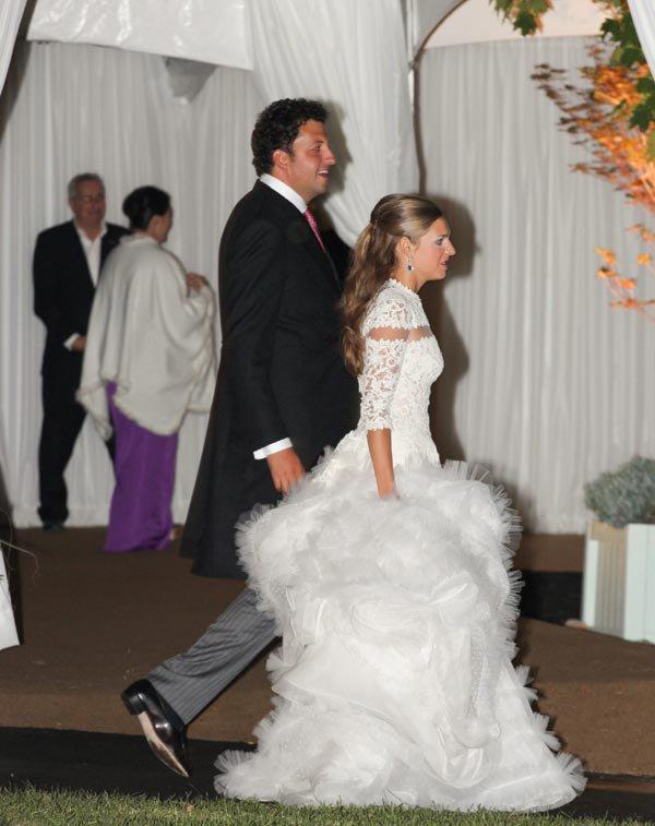 Royal Wedding Dress 2013 - Jacqueline-Ariadne Desmarais
