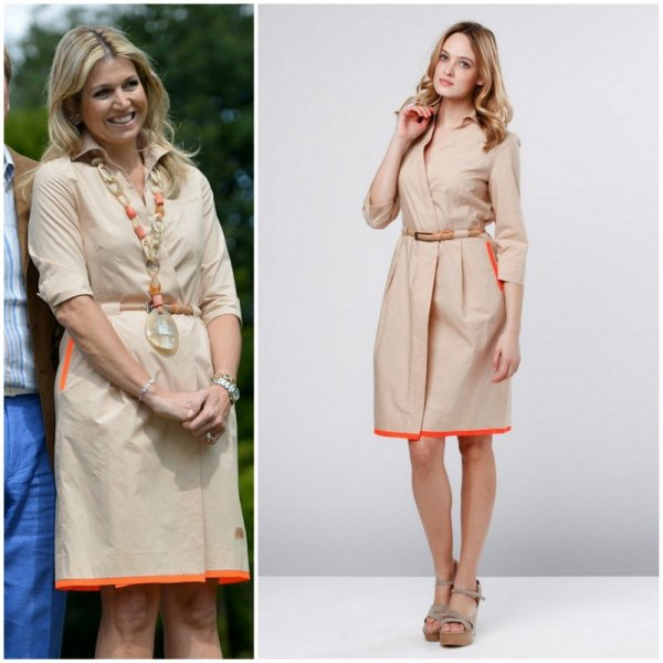 The Style Dress - Queen Maxima of Netherlands