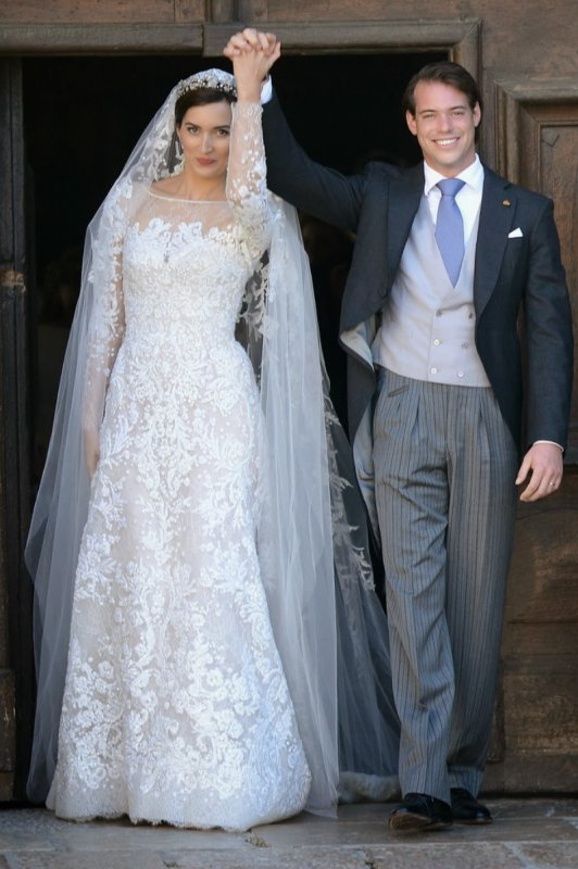 Royal Wedding Dress 2013 - Claire Lademacher _ Suite