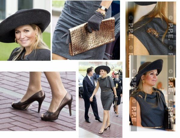 Queen Maxima of the Netherlands _ Accessoires - Suite