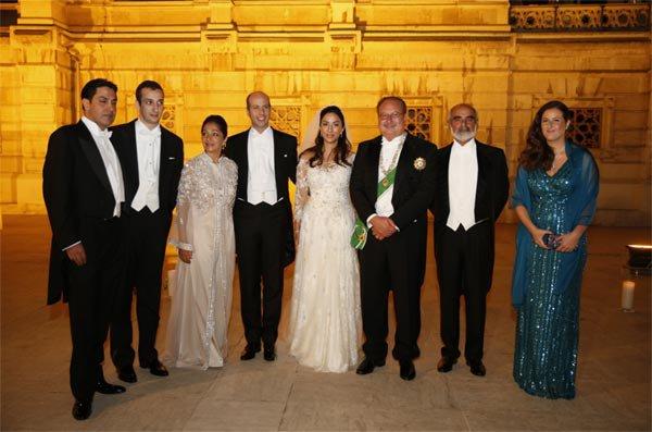 Royal Wedding Dress 2013 - Princess Noa Zaher