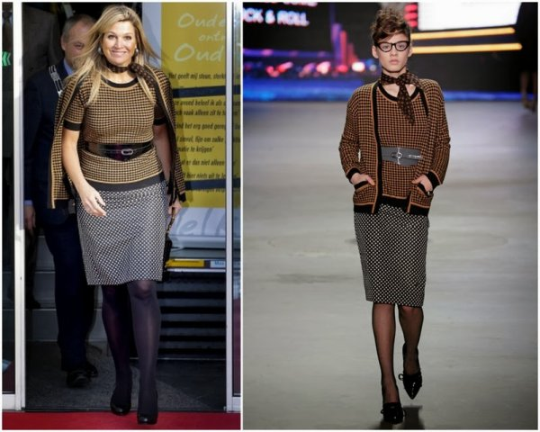 The Style Dress - Queen Maxima of Netherlands _ Suite