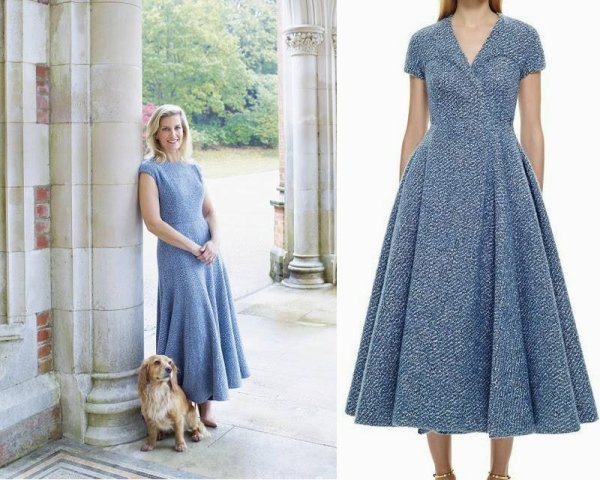 The Style Dress - Countess Sophie of Wessex  _ Suite