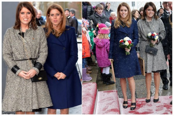 The Style Dress - Béatrice & Eugénie of  York  _ Suite
