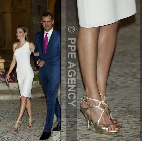 The Style dress & Accessoires  - Crown Princess Letizia of Asturias