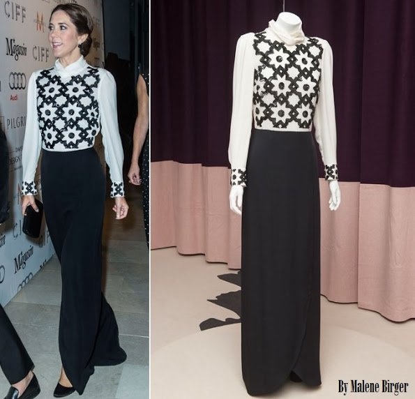"Crown Princess Mary's ""Danish Fashion Now"""