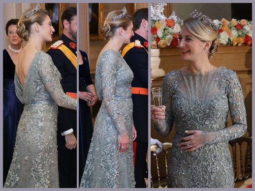 The Style Dress & Accessoires - Princess Stephanie of Luxembourg