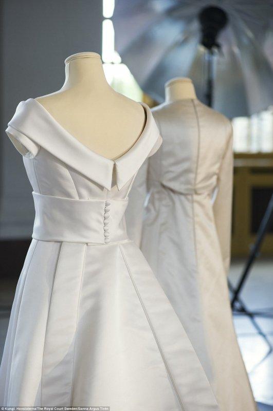 kungliga brudklänningar - Royal Wedding Dresses Exhibition 2016 _ Suite