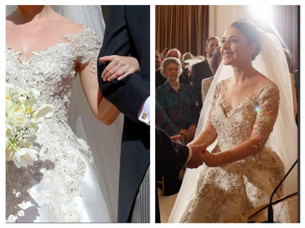 Elia of Albania Wedding Dress 2016
