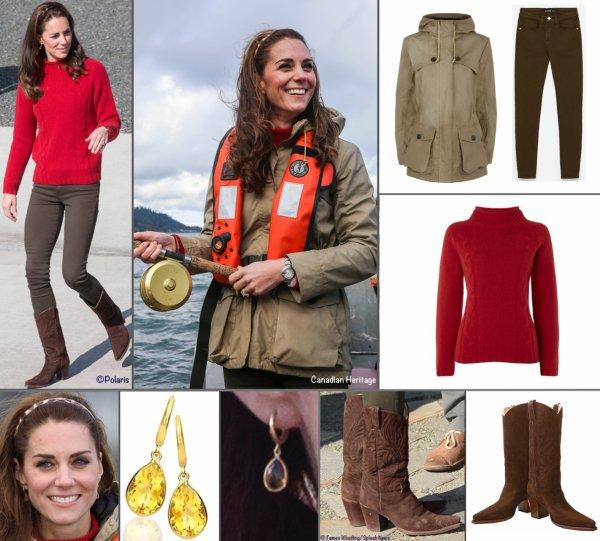 The Style Dress & Accessoires - Catherine Duchess of Cambridge_ Suite